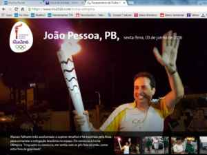 marcos palhares tocha olimpica